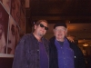 Andy with Tom Paxton