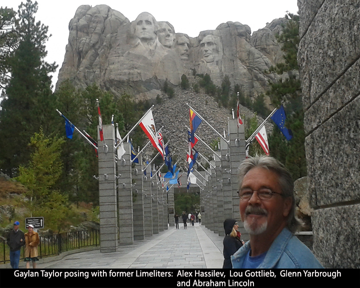 Gaylan @ Mt. Rushmore